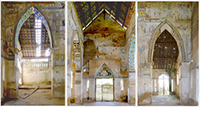 "Vat Taleo Kao: a semi-abandoned, ""destroyed"" Buddhist temple, in Savannakhet Province, Lao PDR"