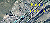 Baima Dam (fictitious) on the Nujiang: S/EIA simulation.